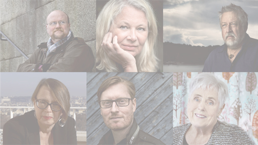 Bild för Bokens dag, 2016-11-21, Uppsala Stadsteater