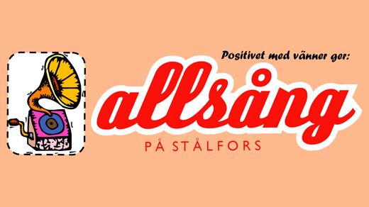 Bild för ALLSÅNG PÅ STÅLFORS, 2018-10-21, Konserthallen Stålforsskolan