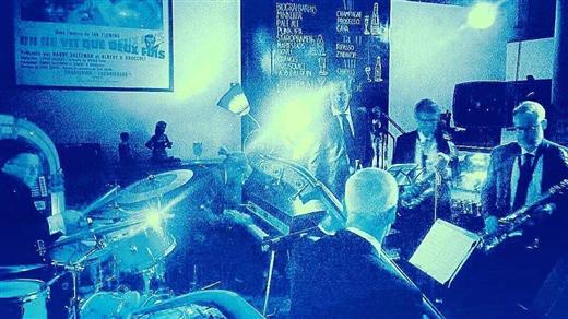Bild för KIND OF BLUE spelar Miles Davis' Kind Of Blue, 2019-03-02, Biografbaren