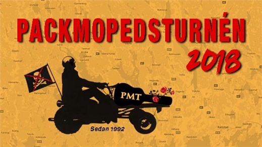 Bild för Packmopedsturnén 2018, Västra Ämtervik, 2018-07-07, Västra Ämtervik, Gamla Landsvägen 21