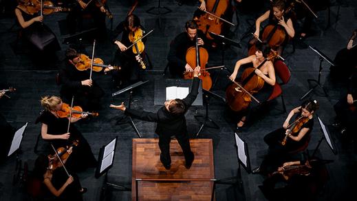 Bild för Kammarmusikkonsert – Fri Entré, 2018-02-23, Folkets Hus Kulturhuset Trollhättan