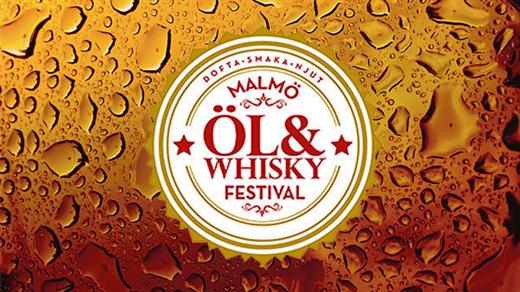 Bild för Malmö Öl & Whiskyfestival FREDAG 2019, 2019-03-15, Malmö Mässan