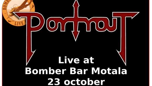 Bild för Portrait, 2021-10-23, Bomber Bar Motala