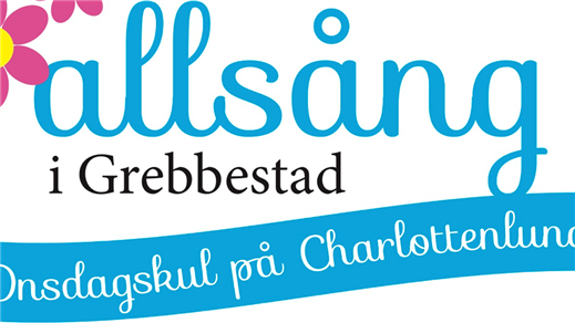 Bild för Allsång i Grebbestad 18 juli 2018, 2018-07-18, Charlottenlund Folkets Park