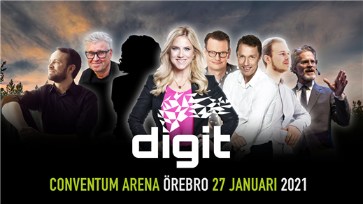 Bild för DIGIT – Live it or Leave it, 2021-01-27, Conventum Arena