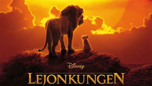 Bild för Lejonkungen (Live action) (Eng. tal) 18:30, 2019-07-17, Estrad