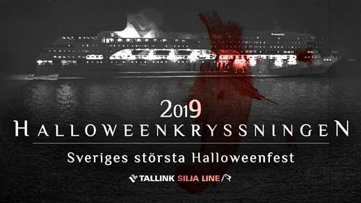 Bild för Halloweenkryssningen 2019, 2019-11-01, Östersjön
