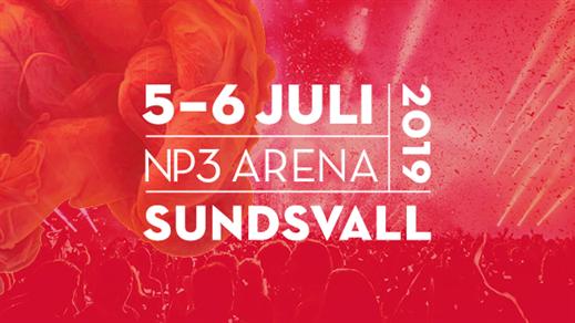 Bild för Sensommar Festival 2019, 2019-07-05, NP3 Arena