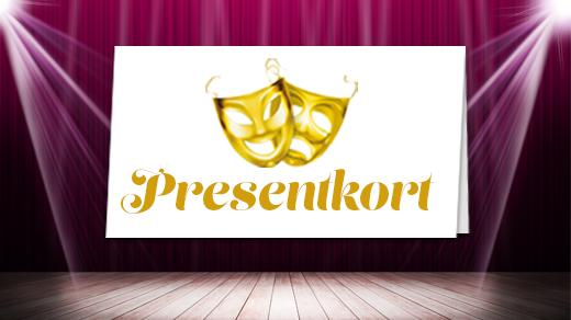 Bild för Presenkort Scenkonst, 2020-11-22, Teater Borgen