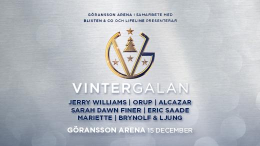 Bild för Vintergalan 2017 - Showbiljett läktare, 2017-12-15, Göransson Arena Sport #2
