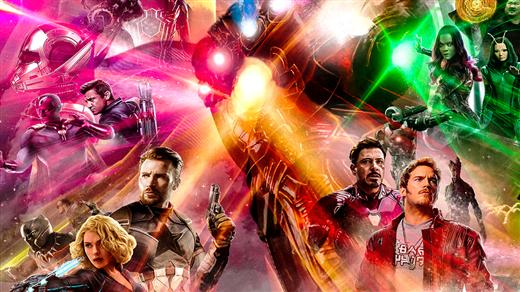 Bild för Avengers: Infinity War, 2018-04-25, Emmaboda Folkets Hus