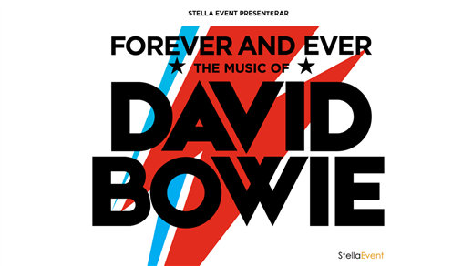 Bild för Forever and Ever – The Music of David Bowie, 2018-11-21, Södra Teaterns Stora Scen