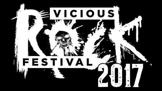Bild för Vicious Rock Festival 2017, 2017-07-07, Folkets Park
