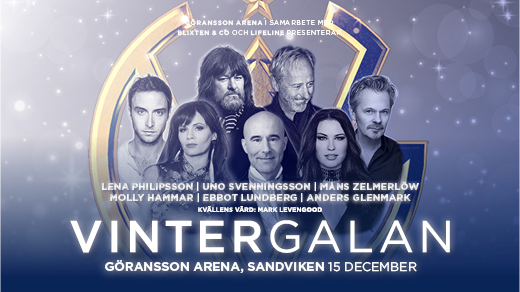 Bild för Vintergalan 2018, 2018-12-15, Göransson Arena Sport #2