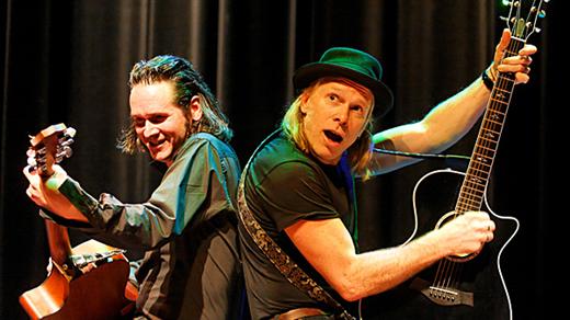 Bild för Elliott Murphy duo (US), 2018-07-07, Folk Å Rock