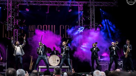 Bild för Isaac And The Soul Company, 2019-04-26, Sliver Jönköping