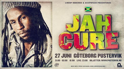 Bild för Jah Cure, 2019-06-27, Pustervik