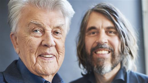 Bild för Sven-Bertil Taube | Parksnäckan, 2019-07-28, Parksnäckan, Stadsträdgården