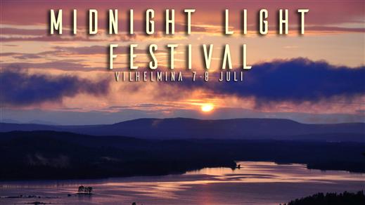 Bild för Midnight Light Festival 2017, 2017-07-07, Folkets Hus