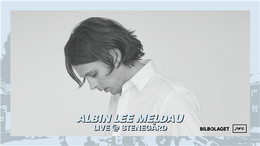Bild för Albin Lee Meldau | Live @ Stenegård, 2021-07-25, Stenegård, Järvsö