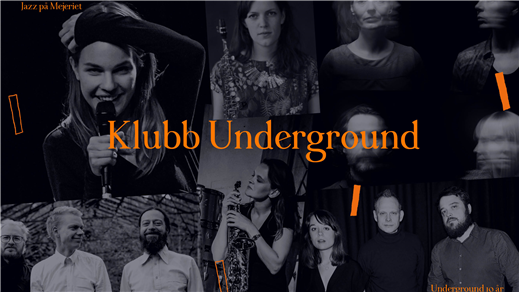 Bild för Jazzklubben Underground - Davids Angels mfl., 2020-11-06, Mejeriet