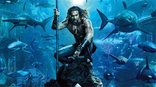 Bild för Aquaman 3D - Premiär, 2018-12-14, Kulturhuset i Svalöv