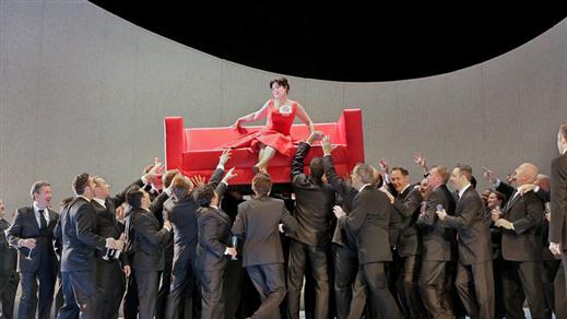 Bild för La Traviata, 2017-03-11, Kulturhuset Möllan