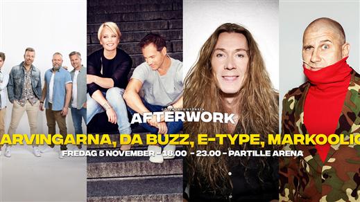 Bild för Göteborgs Största Afterwork, 2021-11-05, Partille Arena