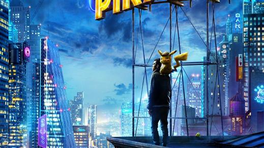 Bild för Pokémon: Detective Pikachu 15:00, 2019-06-25, Estrad