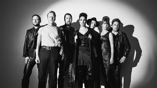 Bild för Darya & Månskensorkestern, 2020-01-04, Fasching