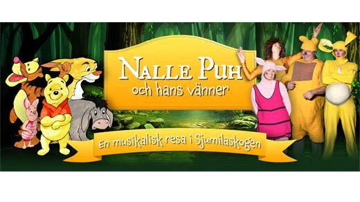 Bild för Nalle Puh och hans vänner, 2019-03-17, Draken (M)