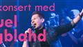 Gospelkonsert med Samuel Ljungblahd