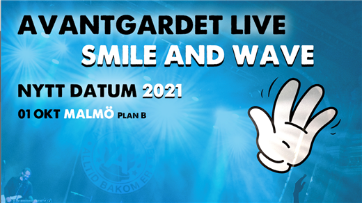 Bild för Avantgardet / Live at Plan B - Malmö, 2021-10-01, Plan B - Malmö