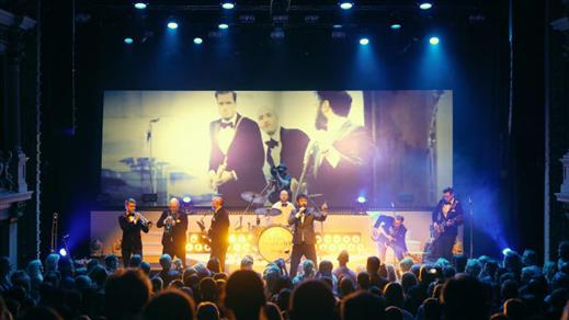 Bild för Isac & The Soul Company, 2018-10-05, Nöjesfabriken