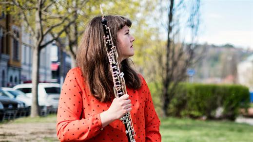 Bild för Nordiska Kammarork / Konsert för engelskt horn., 2019-03-22, Kramfors Folkets Park