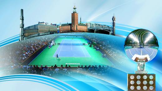 Bild för If STOCKHOLM OPEN 2016 15-23 OKT, 2016-10-15, Kungl. Tennishallen