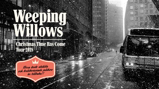 Bild för Weeping Willows Julshow 2018, 2018-12-07, Sparbankshallen