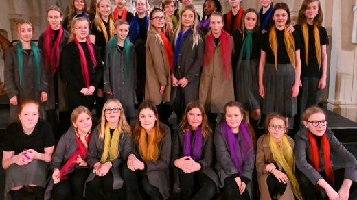 Bild för Kören Nova & Habo Small Band, 2020-03-29, Jönköpings Teater