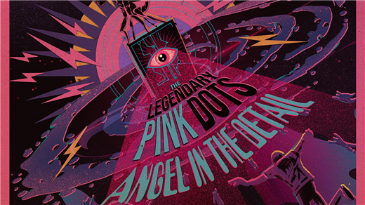 Bild för The Legendary Pink Dots (UK/NL) + support, 2020-02-07, Musikens Hus Stora Scen