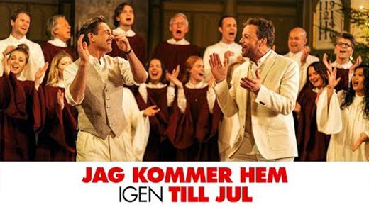 Bild för Jag kommer hem igen till jul, 2019-12-06, Järpenbion
