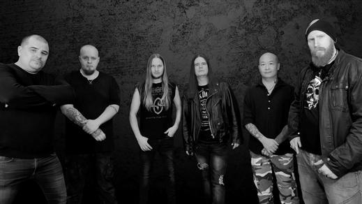 Bild för Belsepub: Power Metal Night, 2019-08-16, Sticky Fingers klubbscen