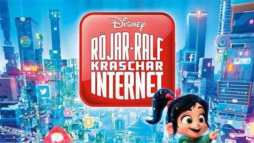 Bild för Röjar-Ralf kraschar internet  2D(Sv. tal), 2019-02-03, Bräcke Folkets hus
