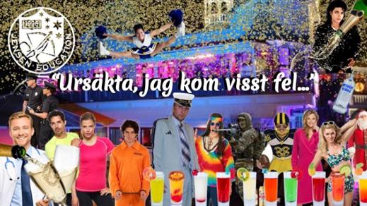 Bild för Jensen- Ursäkta, jag kom visst fel, 2019-05-15, Flustret