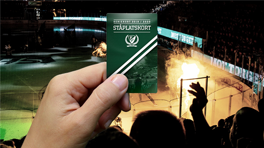 Bild för Seriekortsförsäljning, 2019-11-15, Löfbergs Arena