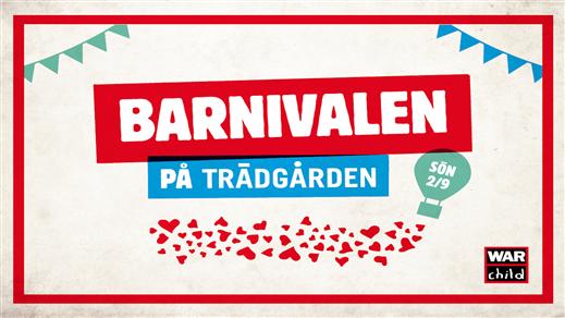 Bild för Barnivalen, 2018-09-02, Trädgården