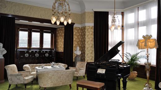 Bild för Klassisk Slottsvisning, 2019-06-04, Tjolöholms Slott