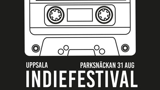 Bild för Uppsala Indiefestival, 2019-08-31, Parksnäckan, Stadsträdgården