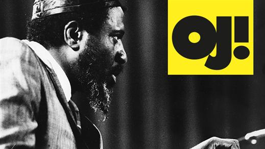 Bild för OJ! En kväll om Thelonious Monk, 2018-06-12, Fasching
