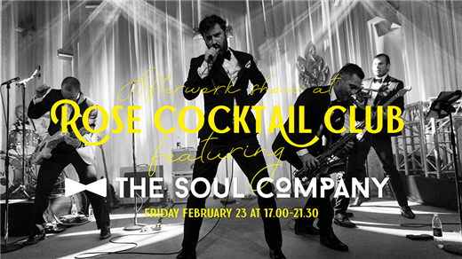 Bild för Rose Cocktail Club, 2018-02-23, Rose Club