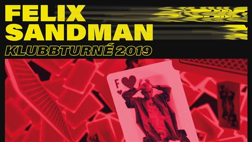 Bild för FELIX SANDMAN, 2019-10-11, The Tivoli